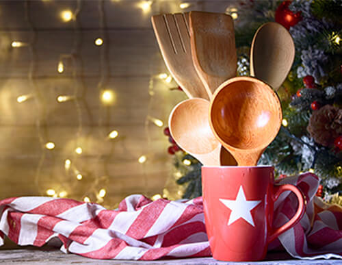Julebuffet fra Servit Catering